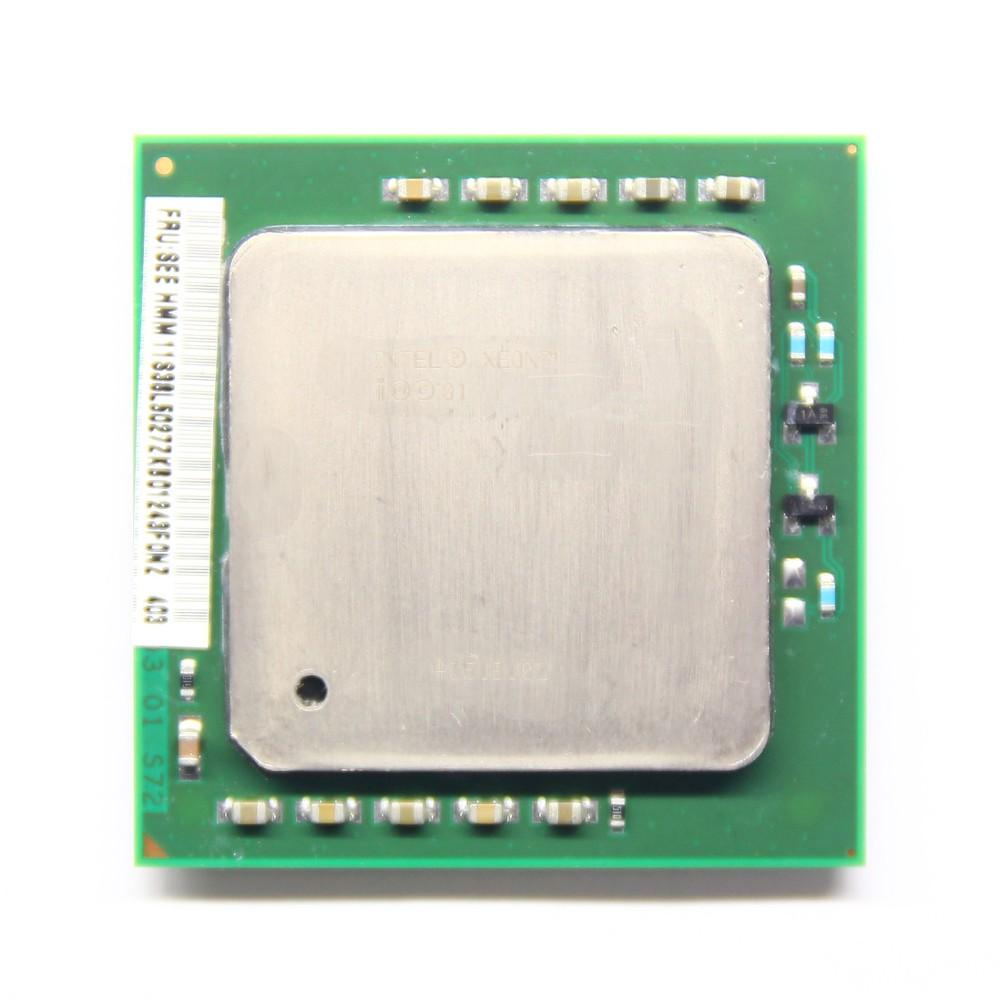 Intel Xeon 2666DP SL6VM 2.66GHz/512KB/533MHz Sockel/Socket 604 CPU Processor 4060787100092