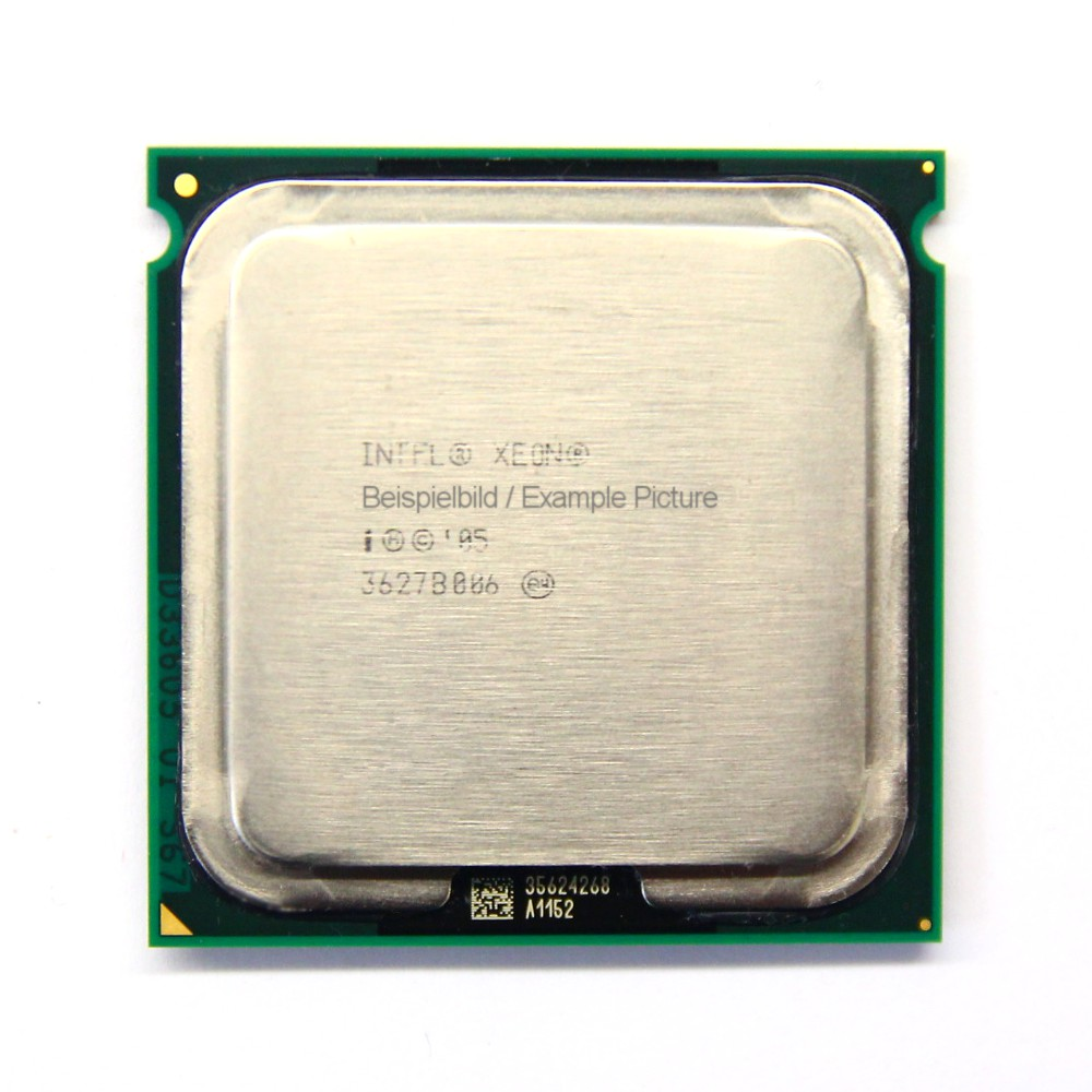 Intel Xeon 5120 SL9RY 1.86GHz/4MB/1066MHz Sockel/Socket 771 Dual CPU Processor 4060787090126