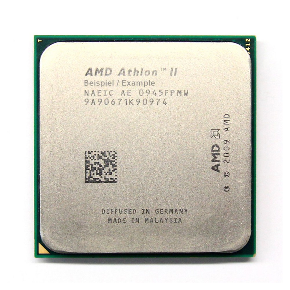AMD Athlon II X2 B24 3GHz 2MB Socket AM3 ADXB24OCK23GM Dual Core CPU Processor 4060787312976