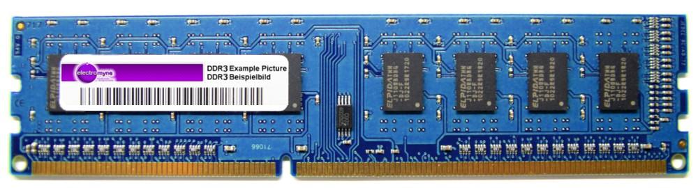 2GB Hynix DDR3-1066 RAM PC3-8500U-7-10-B0 CL7 HMT125U6BFR8C-G7 N0 AA-C PC-Memory 4060787259509