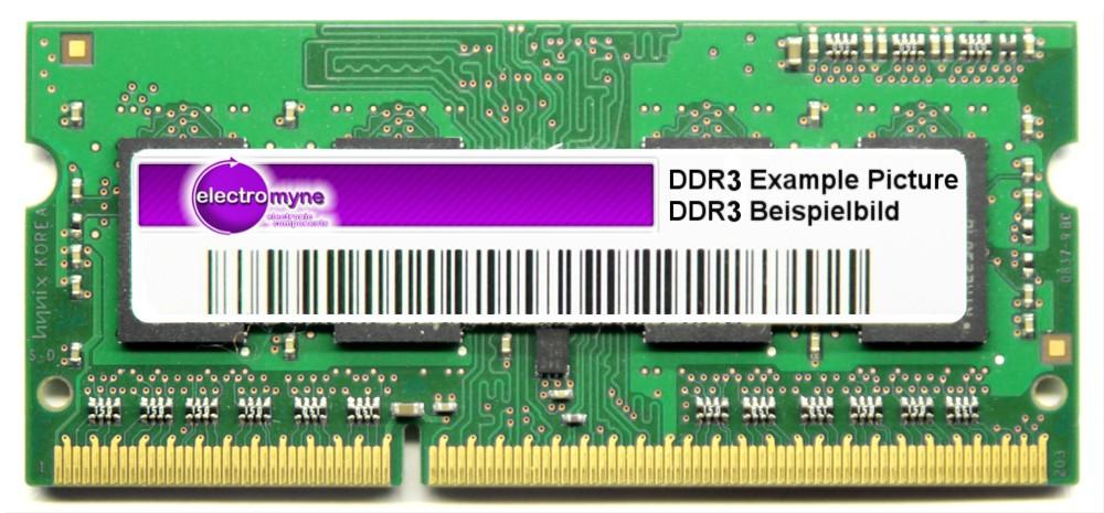 2GB Micron DDR3-1333 RAM PC3-10600S CL9 1Rx8 SO-DIMM MT8JSF25664HZ-1G4D1 memory 4060787273512
