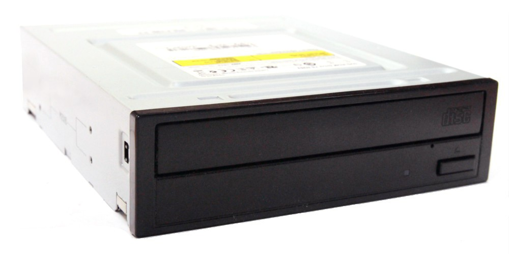 HP SHC-48S7K 410125-400 434218-001 CD-R/RW Writer DVD-ROM Combo Drive SATA black 4060787277787
