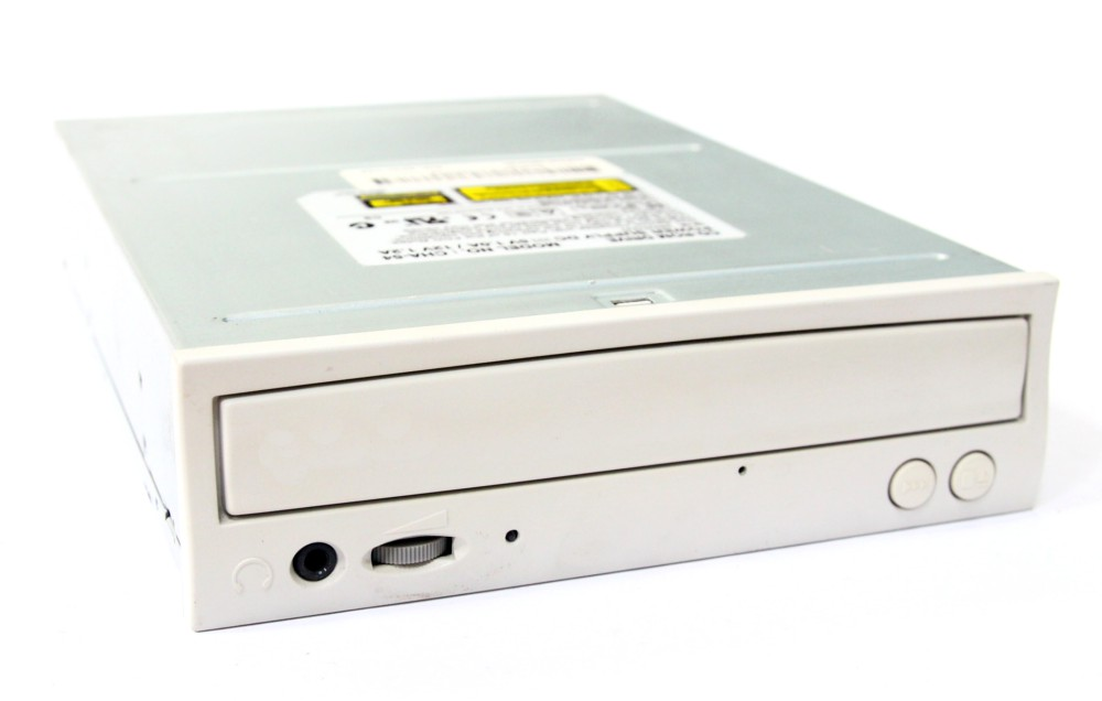 Ultima Electronics CD-ROM Drive CHA-54 CD/R IDE Desktop Laufwerk weiß / white 4060787010315