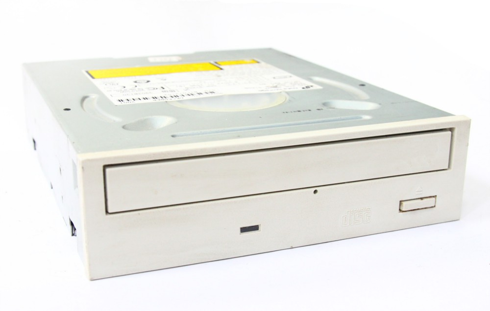 NEC DVD±R/RW Rewritable Drive ND-1100A IDE Brenner Recorder Writer white / grey 4060787031419