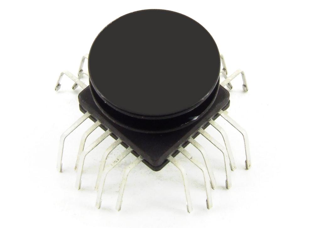 Fairchild 100165 8-Input Priority Encoder Ceramic Flat Pack 24-Pin QFP-24 IC NOS 4060787306838