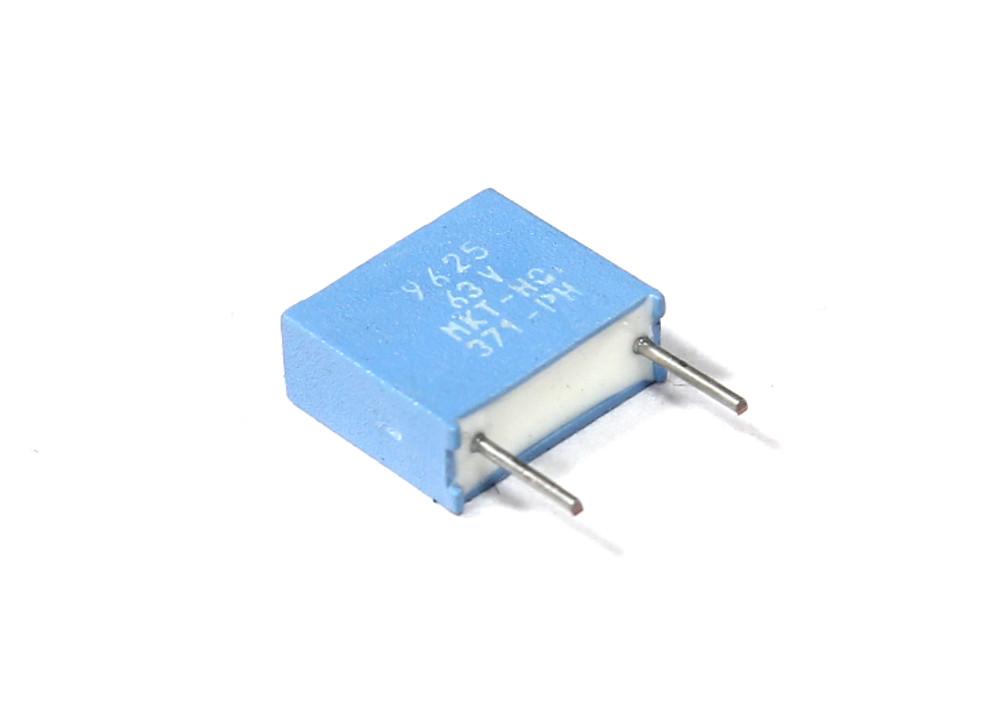 Lot x8 Folien Kondensator Polyester Capacitor 3900pF 400V  R5mm MKT PHILIPS NEU