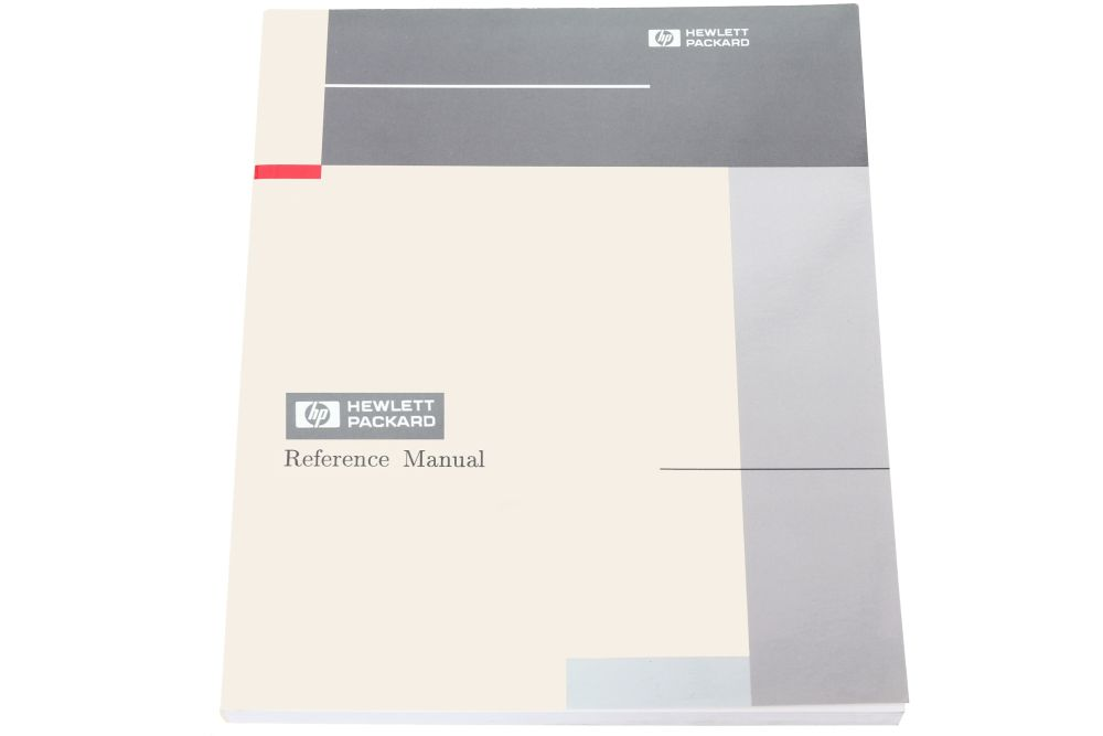 Hewlett Packard 9000 Computers B2355-90033 HP-UX Reference Volume 1 Manual 4060787100641