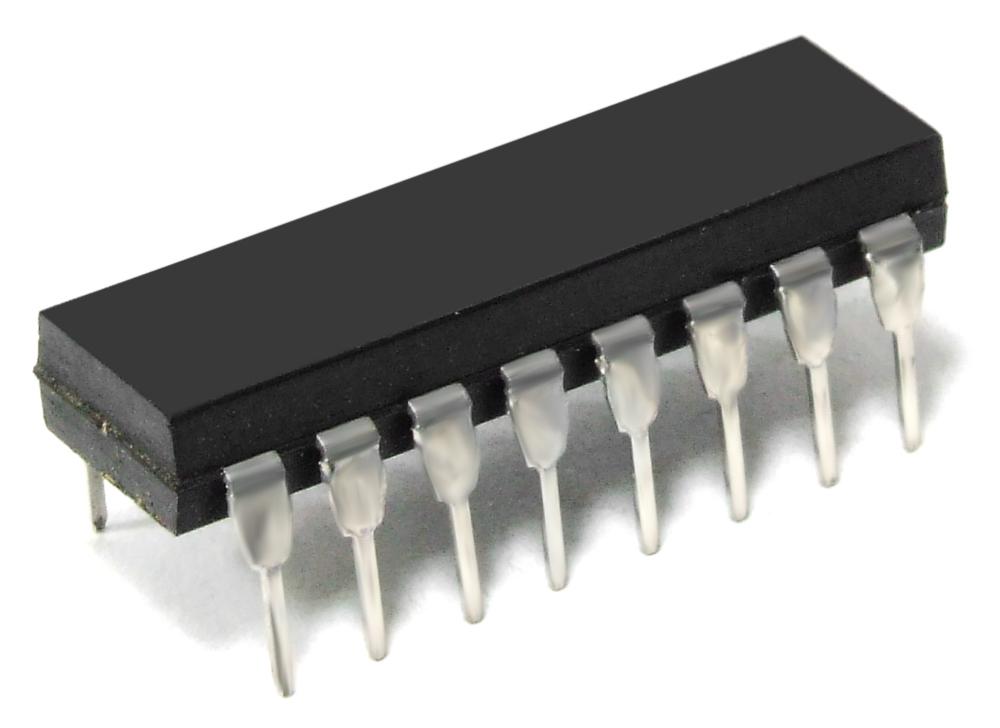 Texas SN49703 Delay Element Circuit Verzögerungsschaltung DIP-16 DIL-16 THT PCB 4060787300621