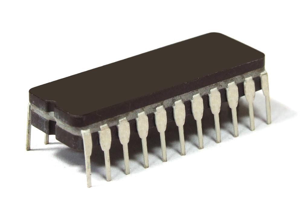 AMD AM9122-35DC 256Kx4-Bit 1K Static S-RAM Memory DIP-22 Ceramic IC 35ns 120mA 4060787122513