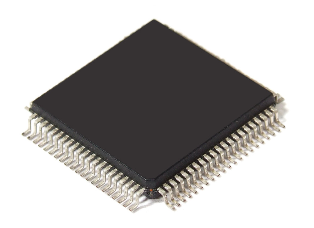 Hitachi MN1874823 8-Bit Single Chip Microcomputer 48K 1024x8 MCU SMD IC QFP-84 4060787298966
