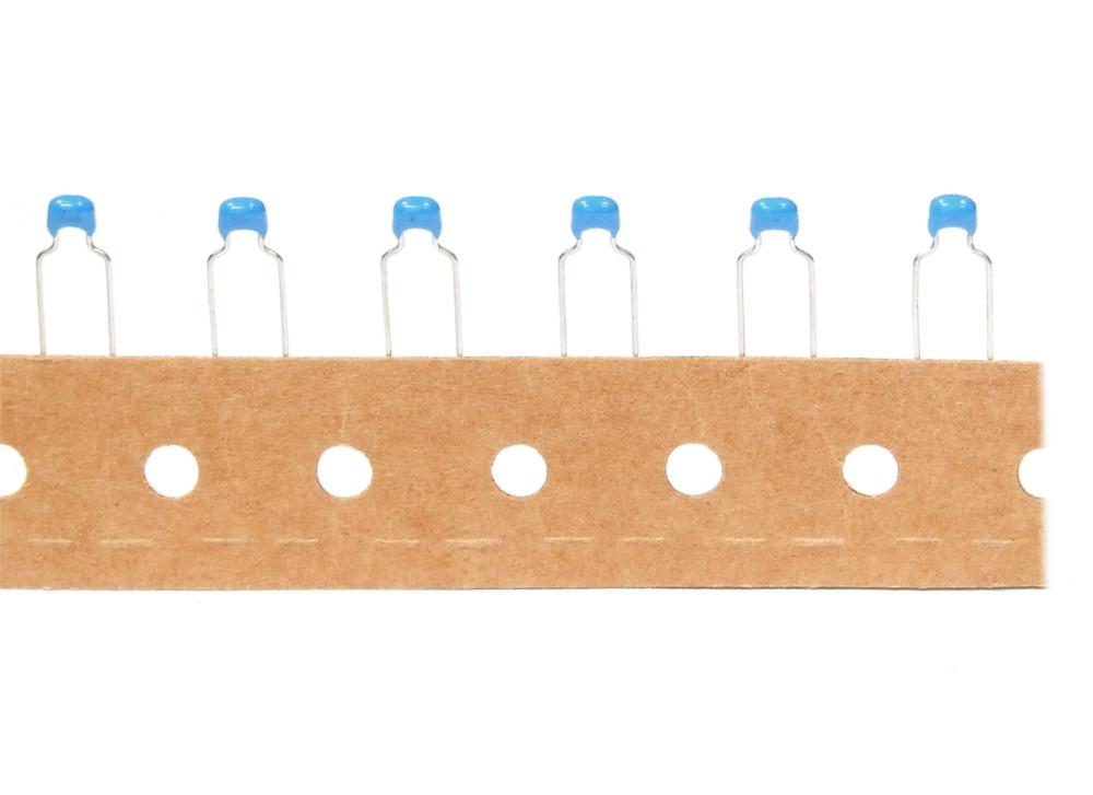 10x Keramik Kondensator 1uF 1µF 50V Ceramic Capacitor Kerko Murata Z5U