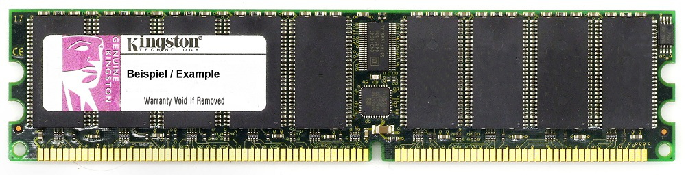 2GB Kingston DDR1 PC2700R 333MHz ECC Reg Server RAM CL2.5 KTH8348/2G Memory 4060787273970