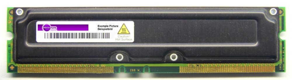 128MB NEC non-ECC RDRAM PC700 MC-4R128CEE6C-745 Rambus RIMM 1818-8013 5065-0491 4060787036957