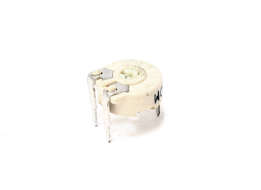 2x 20 k OHM stehend Trimmer Poti Trimmpoti Drehwiderstand Potentiometer linear