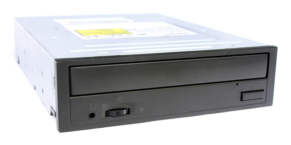 NEC DVD±R/RW Rewritable Drive ND-1300A IDE Brenner / Recorder / Writer black 4060787031396