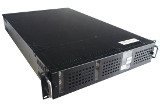 19' Rack Mount Case 2U Chassis 2HE Server-Gehäuse IDE Backplane 6x HDD Caddy
