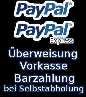 Zahlungsarten image